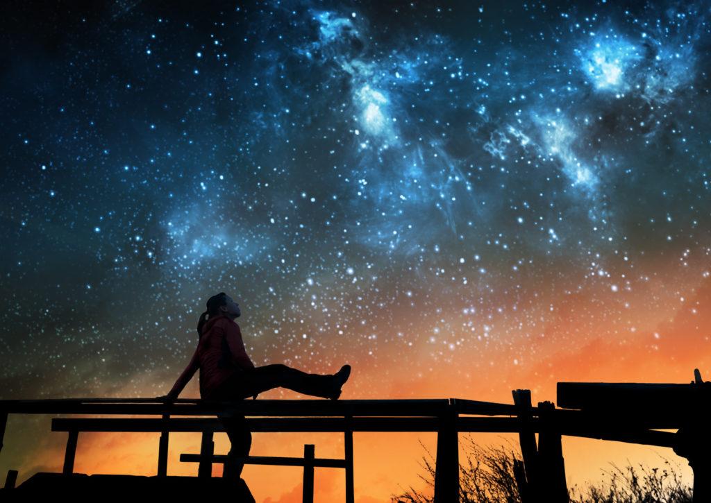 J'apprends le ciel et les étoiles avec mes enfants