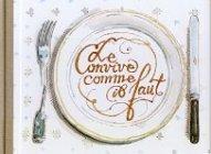 « Le convive comme il faut », de Philippe Dumas
