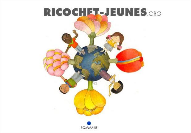 Ricochet-jeunes.org : offrir un livre à un enfant