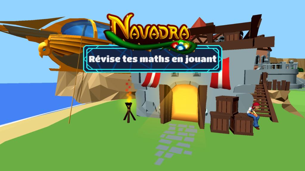 Navadra : votre enfant va adorer les maths !